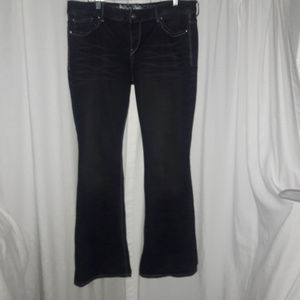 Express Jeans Stella Low Rise Boot Cut Size 12R